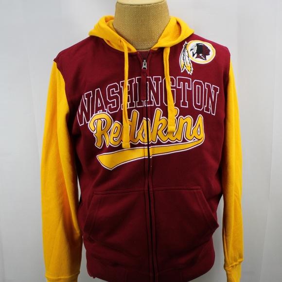 NFL Apparel Sweaters   Washington Redskins Hoodie And Tee W03   Poshmark